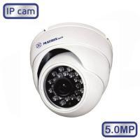 Купольная камера видео наблюдения 5Mp, MT-DW5.0IP20S PoE